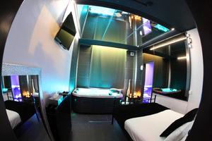 Chambre n°1 Balnéo - Le Lys Blanc
