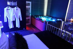 Chambre n°3 Balnéo - Le Lys Blanc