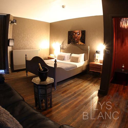 Le Lys Blanc - Chambre n°6 - Classique