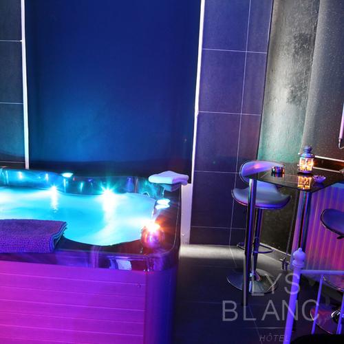 Le Lys Blanc - Chambre n°3 Balnéo